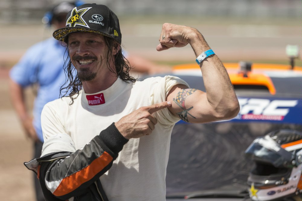 Red Bull Global Rallycross: One-On-One With Bucky Lasek � The ...